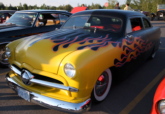 yellow-flames-car